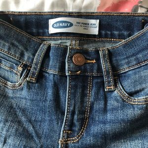 Old navy Power Jeans